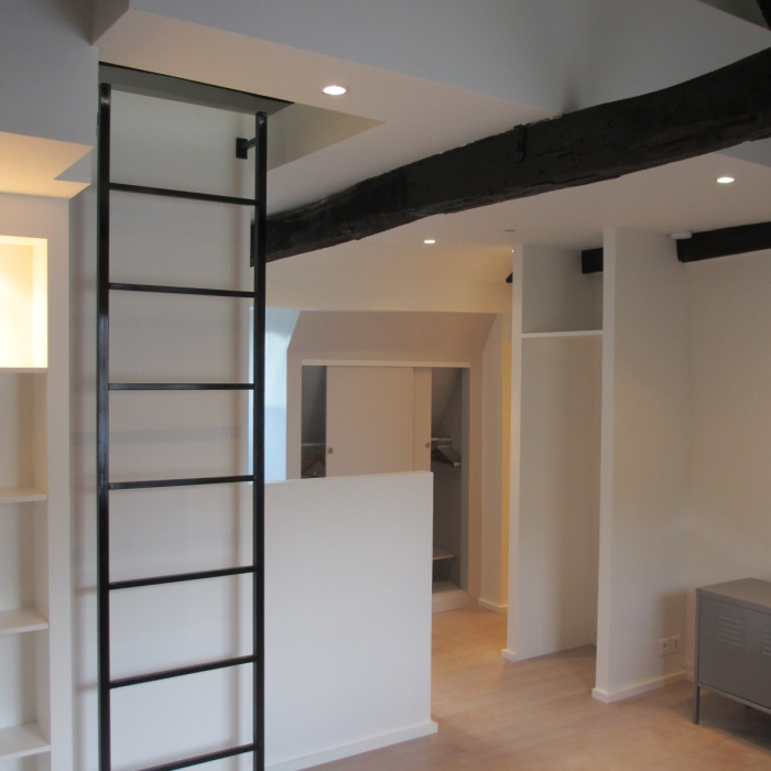 Appartement Paris 10e - 30m2