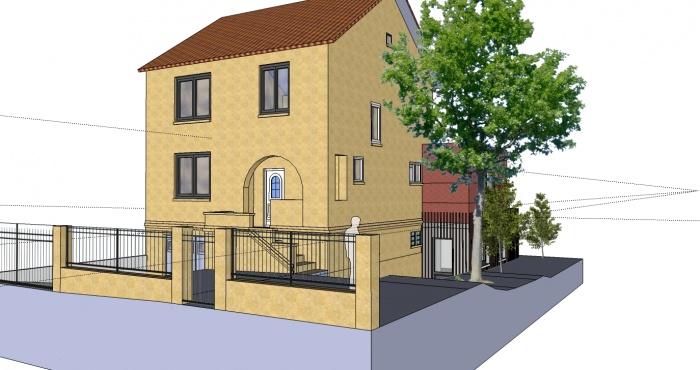Extension et réhabilitation d'une maison individuelle : image_projet_mini_60662