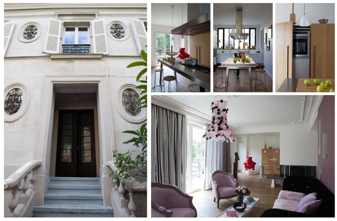 architectes hotel particulier vincennes. Black Bedroom Furniture Sets. Home Design Ideas