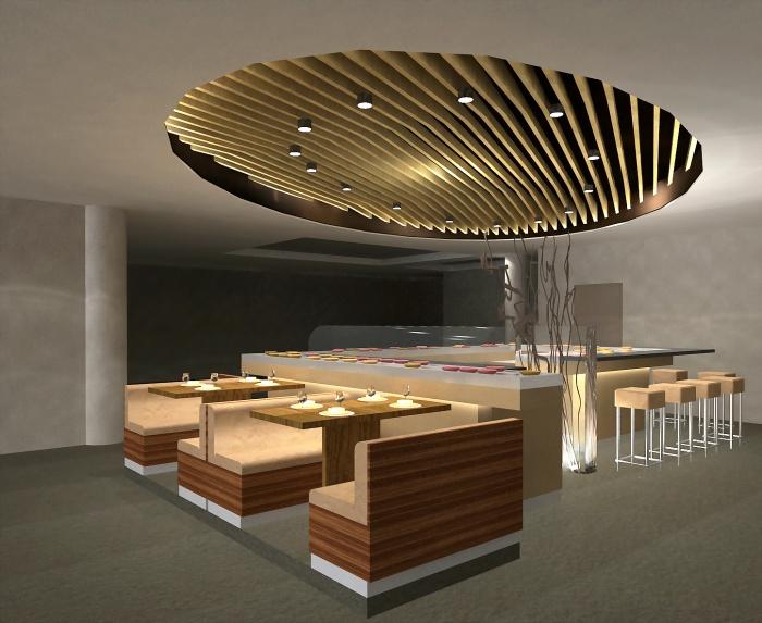 Restaurant japonais à paris une réalisation de shan fang