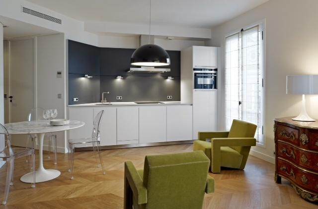 Appartement Rue des Saint Pères