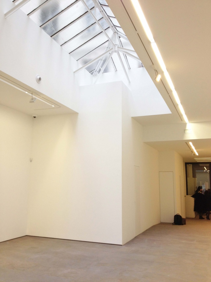 Galerie d'Art Bourg Tibourg : L'espace d'exposition