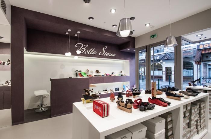 Boutique de chaussures : Boutique de chaussures 03