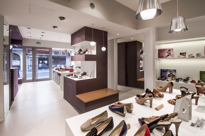 Boutique de chaussures : Boutique de chaussures 04