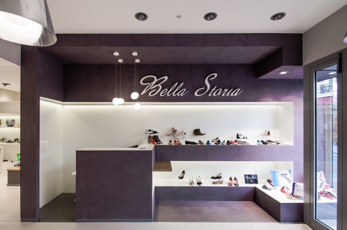 Boutique de chaussures : Boutique de chaussures 05