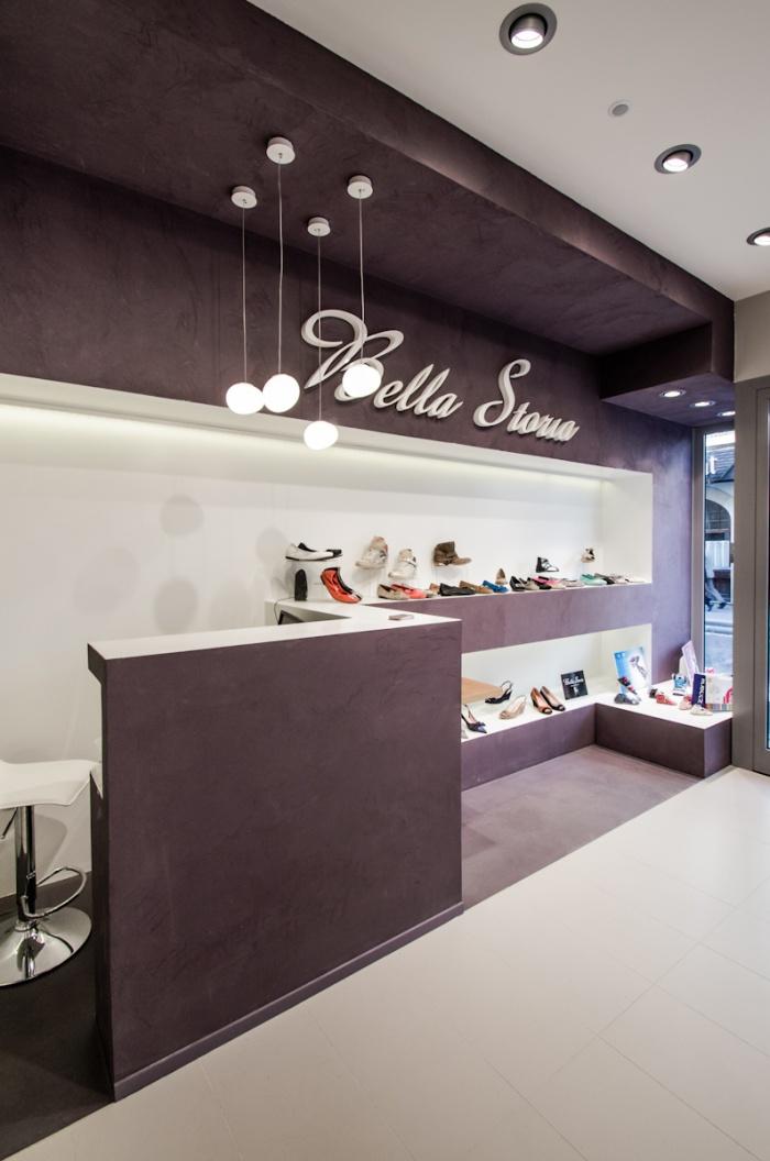 architectes boutique de chaussures vincennes. Black Bedroom Furniture Sets. Home Design Ideas