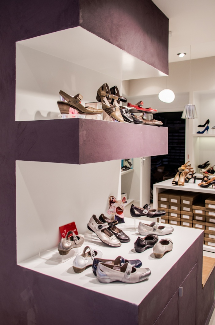 Boutique de chaussures : Boutique de chaussures 12