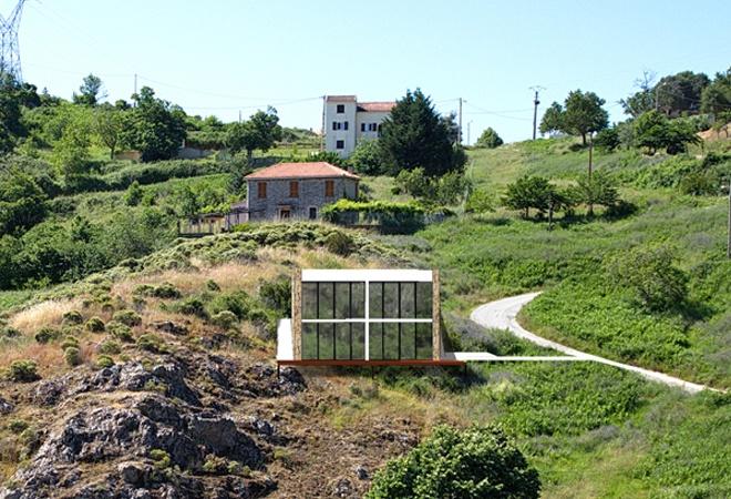 Le Guépard – conception d'une maison familiale : le-guepard-conception-maison-corse-architecture-interieur-perspective