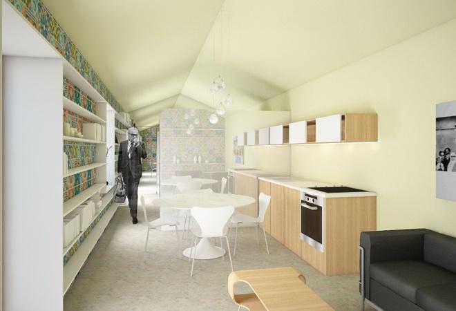 Architectes dolce vita r alisation d 39 une for Architecte interieur antibes