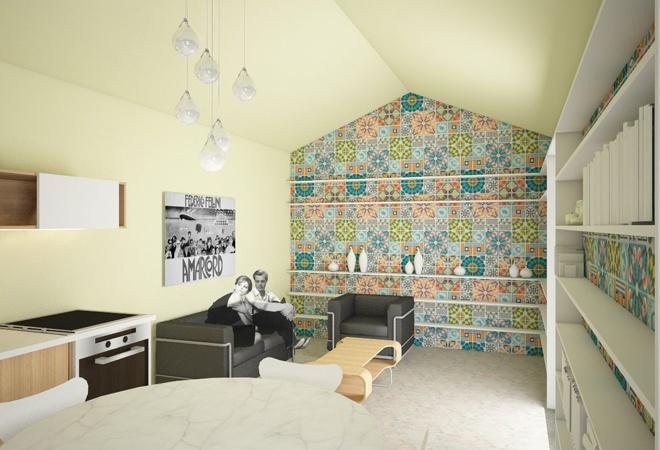 Dolce vita r alisation d 39 une maison de vacances for Architecte interieur antibes