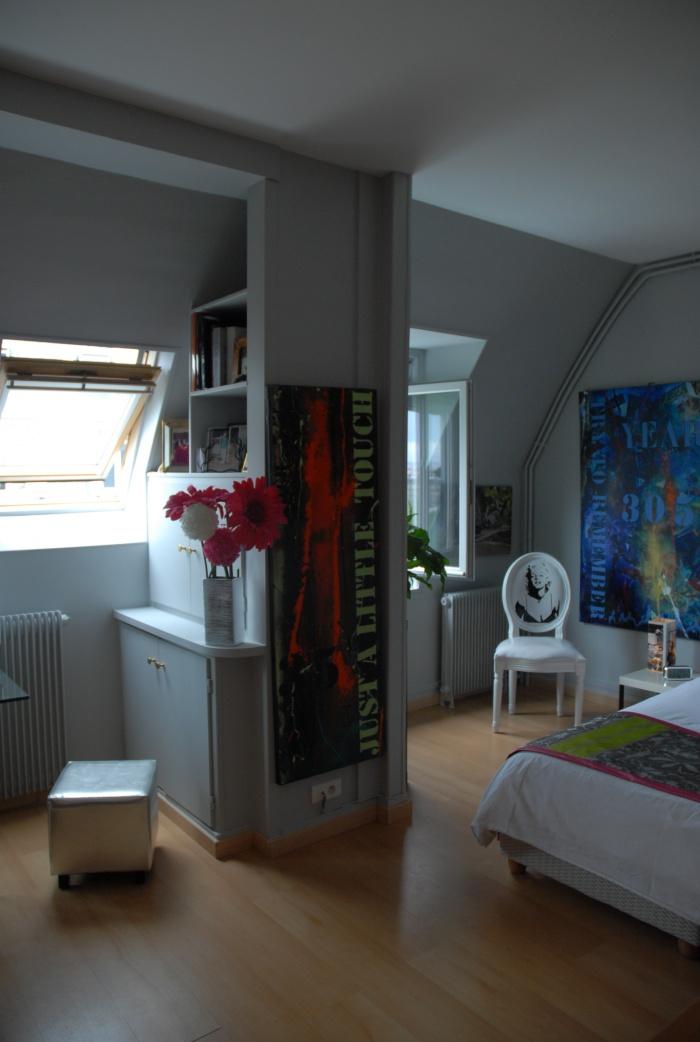 Appartement Paris 16 eme