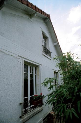 Réhabilitation thermique pavillon : Avant Nord