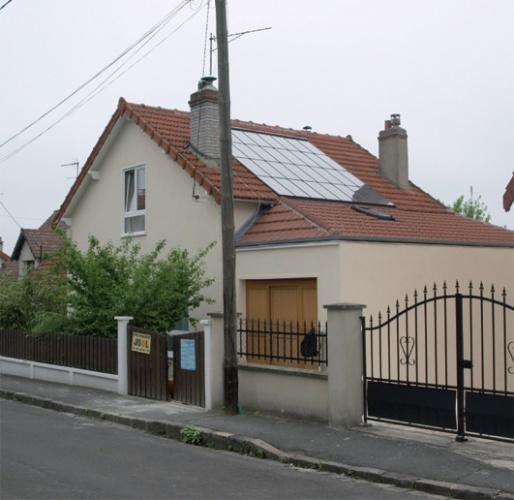 Réhabilitation thermique pavillon