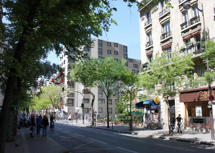 Concours REHA 2 : Paris Tolbiac densification