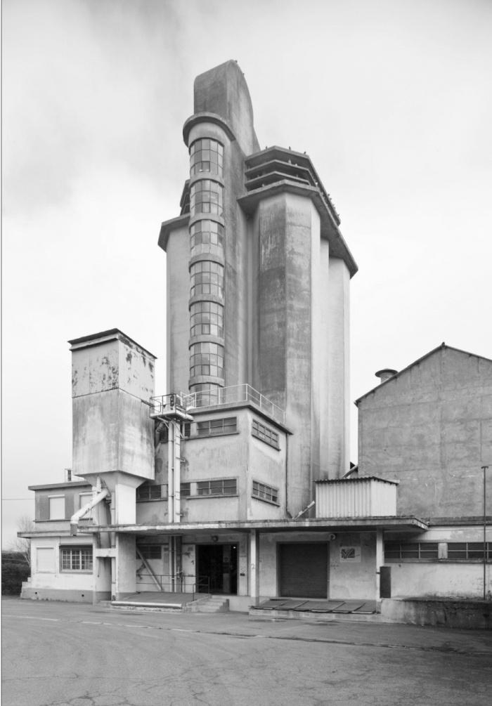 Réhabilitation d'un silo à grain