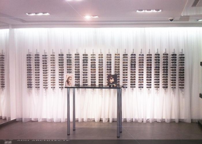renovation partielle d 39 un magasin d 39 optique paris une r alisation de adn architecte. Black Bedroom Furniture Sets. Home Design Ideas