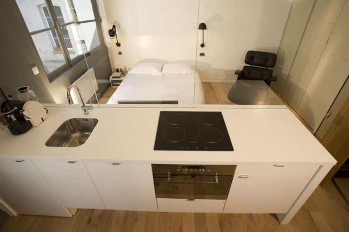 Un « modern space » à Montorgueil : 04