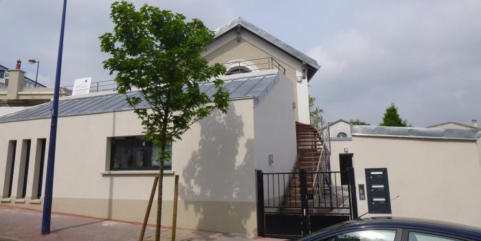 réhabilitation 10 logements avec parking couvert