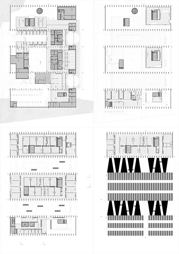 Une école ouverte : crete_4plans_indH