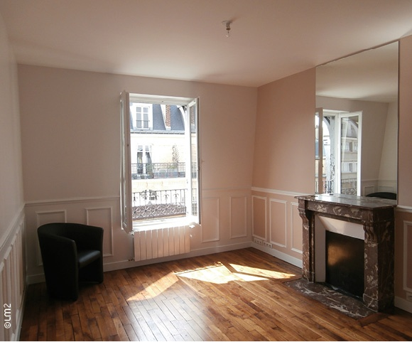 Rénovation d'un appartement de 38m²_Paris 14ème