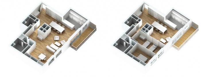 Rénovation d'un appartement Avenue St.Ouen : image_projet_mini_65847