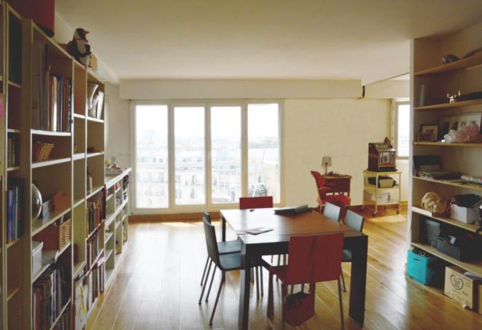 Rénovation d'un appartement Avenue St.Ouen : Photo 1
