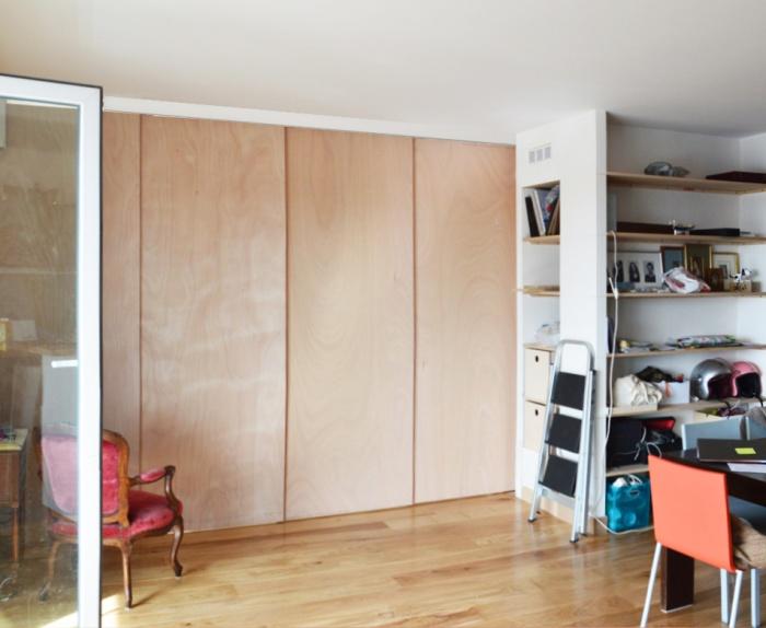 Rénovation d'un appartement Avenue St.Ouen