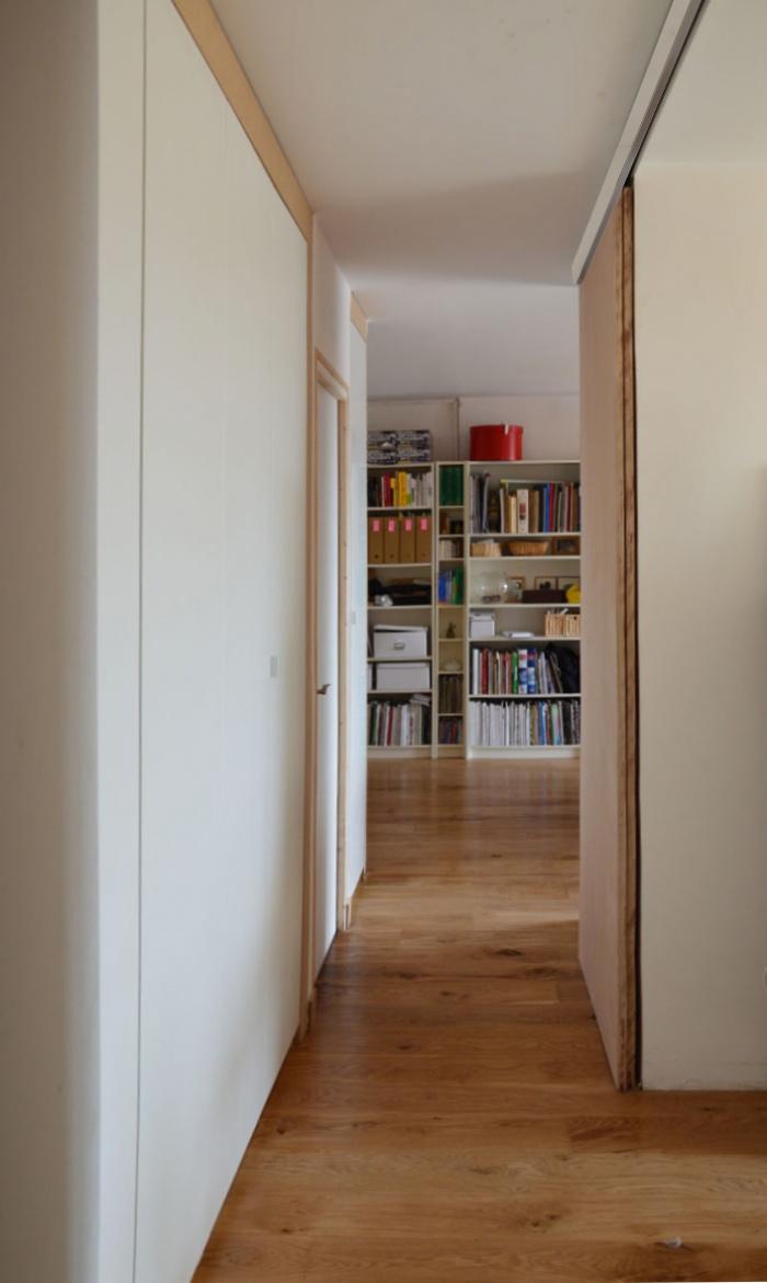Rénovation d'un appartement Avenue St.Ouen : Photo 3