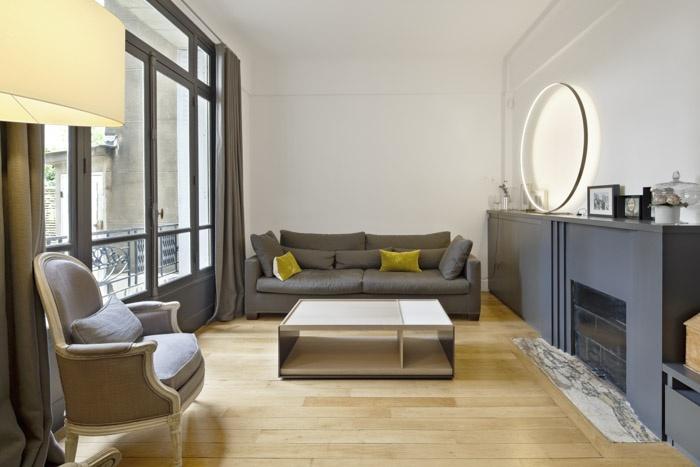 appartement trocad ro paris paris une r alisation de texier soulas. Black Bedroom Furniture Sets. Home Design Ideas