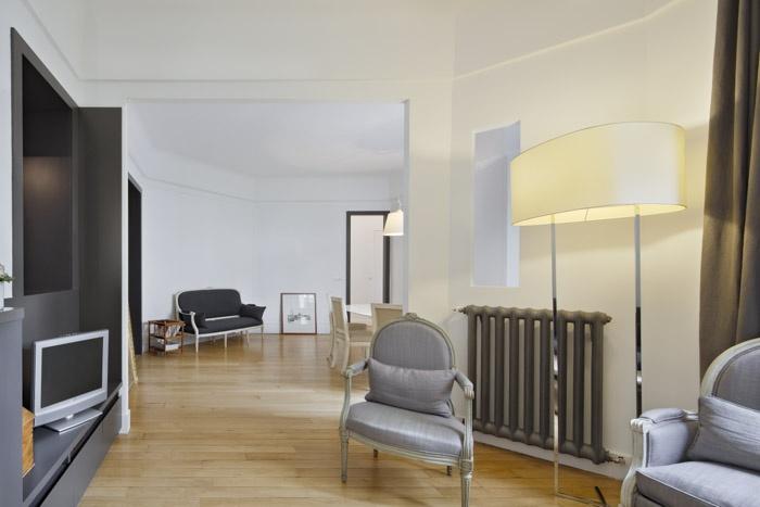Appartement Trocadéro, Paris : photo-sergio-grazia-TEXIER-SOULAS-apt-paris-16_ECR700-004