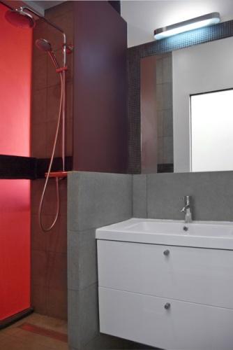 Appartement Garches - 30m2 : Garche-sdb2