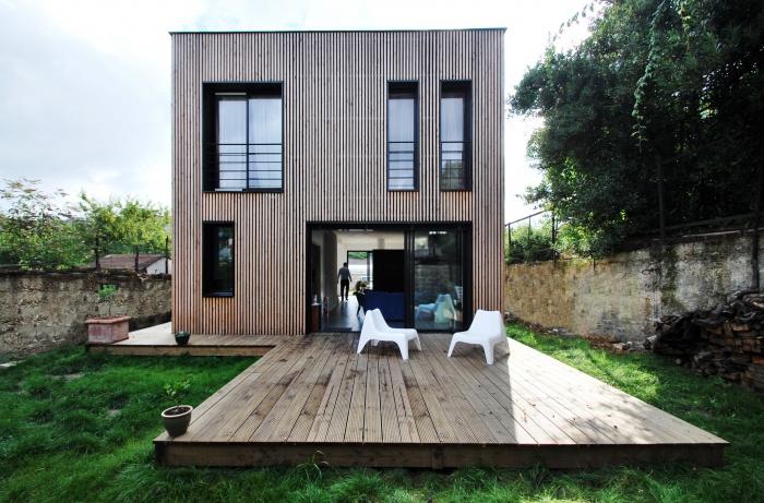 Maison individuelle BBC - ossature bois préfabriquée : EPINAY_FRONT_02.jpg