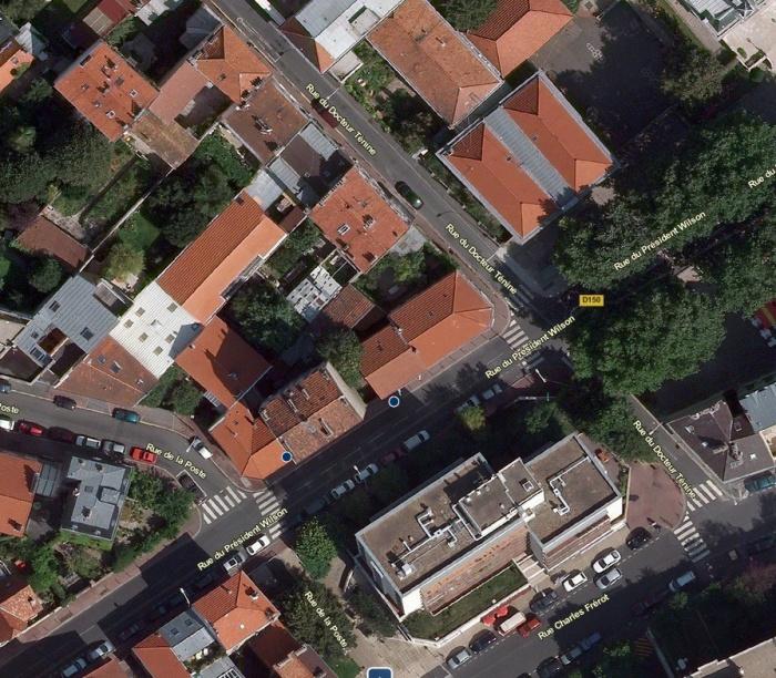 Rénovation et Extention d'un immeuble d'habitation
