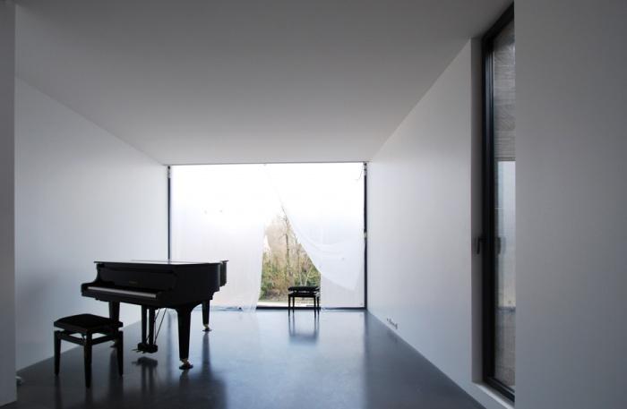 Architectes maison individuelle cr teil for Architecte region parisienne