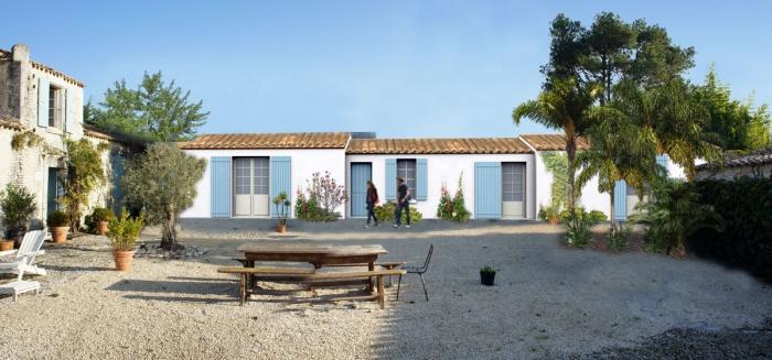 Chambres d'hotes à Ile d'Oléron