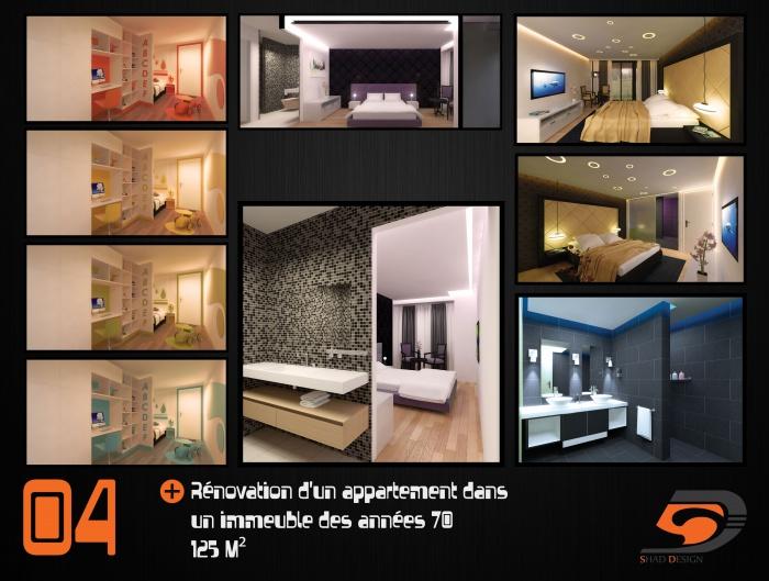 Projet d'aménagement d'un appartement Rue de Crimee : image_projet_mini_67229