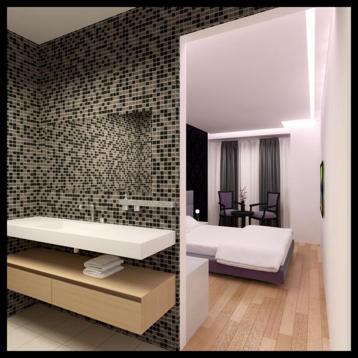 Projet d'aménagement d'un appartement Rue de Crimee