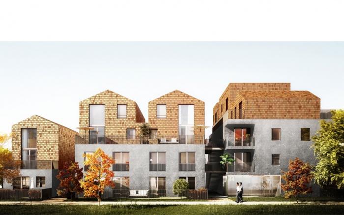 25 logements sociaux à Palaiseau