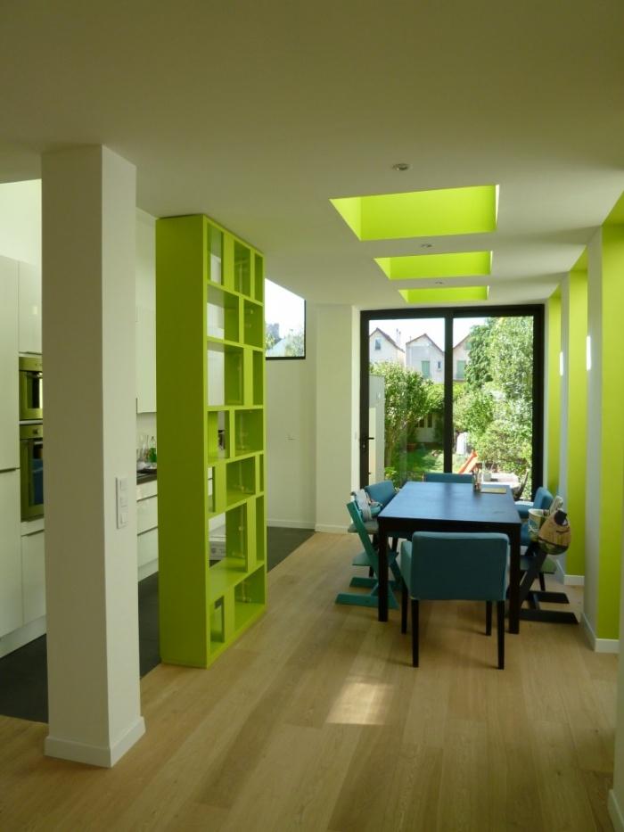 extension maison colombes colombes une r alisation de nim architecture. Black Bedroom Furniture Sets. Home Design Ideas