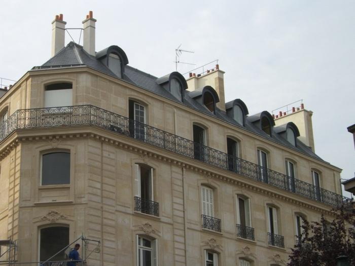 Restauration et réhabilitation d'un immeuble 22 rue de l'Elysée