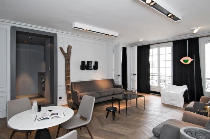 Appartement rue de bretagne