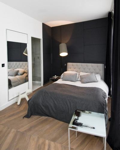 Appartement rue de bretagne : Chambre