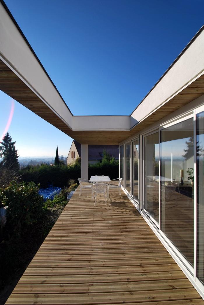 Extension d'une maison  à Andilly : DSC_9079