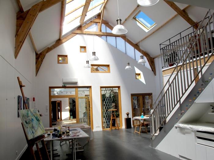 Une maison d'artistes : fred1.jpg