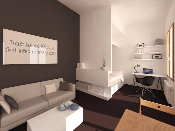 STUDIO - Place de la Bastille : wiz 01