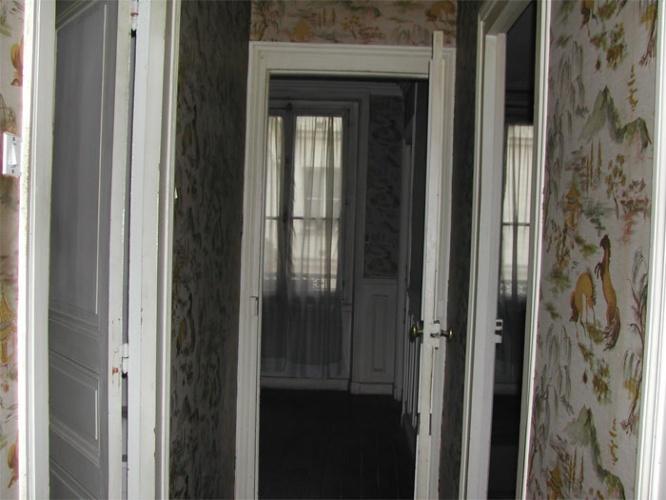 Rénovation d'un appartement rue du Faubourg Saint Honoré : Avant travaux - vue3