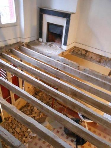 Rénovation lourde d'une maison individuelle