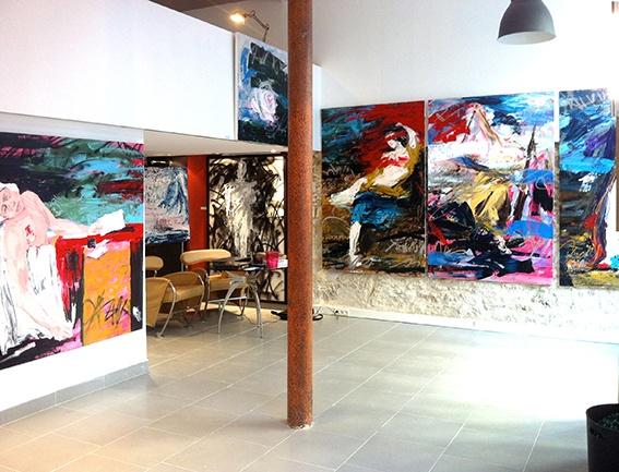 Galerie d'art contemporain