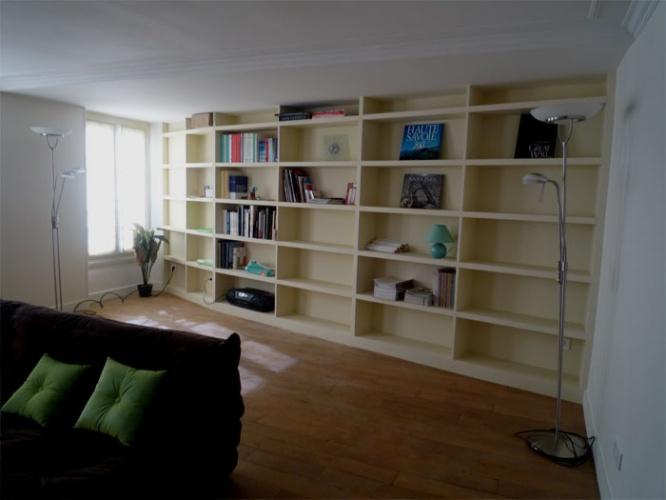 Rénovation d'un appartement rue du Faubourg Saint Honoré : image_projet_mini_7053