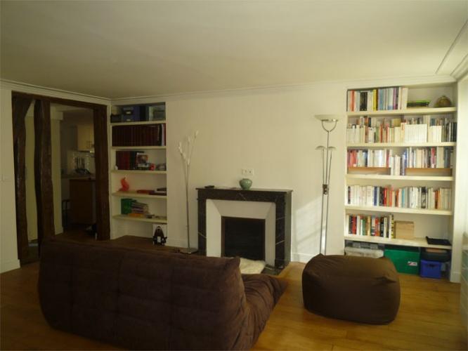 Rénovation d'un appartement rue du Faubourg Saint Honoré : 184sthono-4